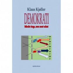 Demokrati – mindst ringe, men mest udsat