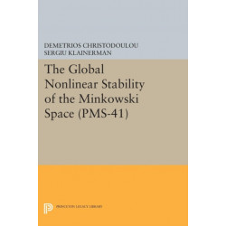 The Global Nonlinear Stability of the Minkowski Space (PMS-41)