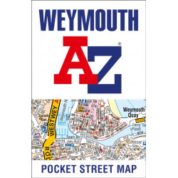 Weymouth Pocket Street Map