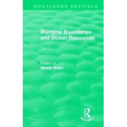 : Maritime Boundaries and Ocean Resources (1987)