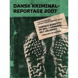 Ihærdig kunsttyv på spil i Danmark og i udlandet
