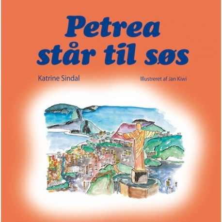 Petrea står til søs