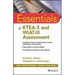 Essentials of KTEA-3 and WIAT-III Assessment