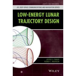 Low-Energy Lunar Trajectory Design