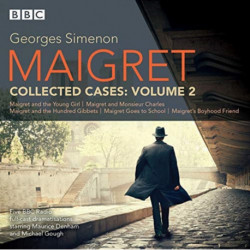 Maigret: Collected Cases Volume 2: Classic Radio Crime
