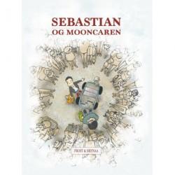 Sebastian og Mooncaren: Letlæsningsudgave