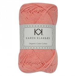 8/4 Flamingo - KK Color Cotton økologisk bomuldsgarn fra Karen Klarbæk