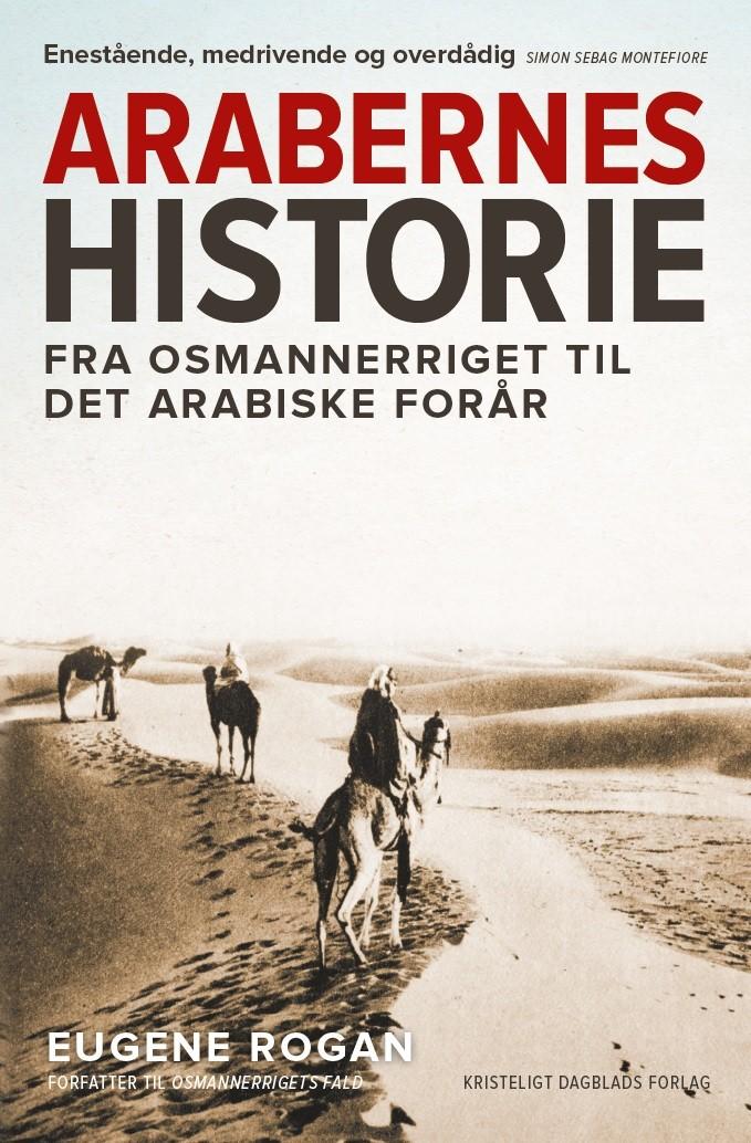 Arabernes historie Book Cover
