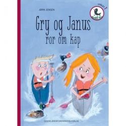 Gry og Janus ror om kap