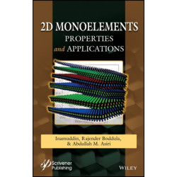 2D Monoelements: Properties and Applications