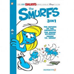 The Smurfs 3-in-1 -4