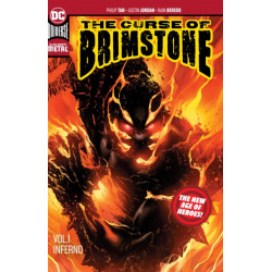 The Curse of Brimstone Volume 1: Inferno