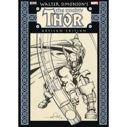Walter Simonson's The Mighty Thor Artisan Edition