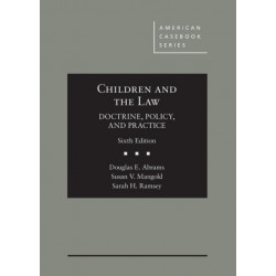 Children and the Law, Doctrine, Policy and Practice