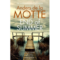 End of Summer: The international bestselling, award-winning crime book you must read this summer