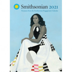 Treasures from the Smithsonian Engagement Calendar 2021