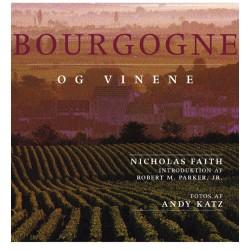 Bourgogne - og vinene