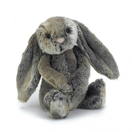Medium bashful cottontail kanin
