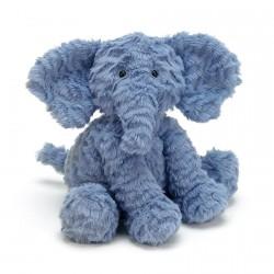 Kæmpe fuddlewuddle-elefant