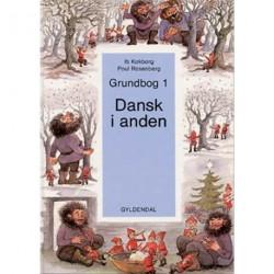 Dansk i anden: grundbog 1