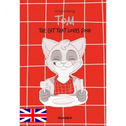 Tom - The Cat That Loves Food