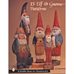 15 Elf and Gnome Patterns