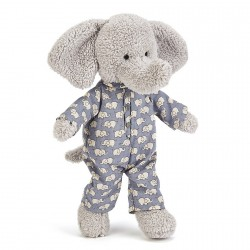 Sengetids-elefant