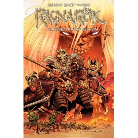Ragnarok, Volume 3: The Breaking of Helheim