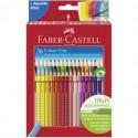 Faber-Castell Farveblyant Grip 36 stk
