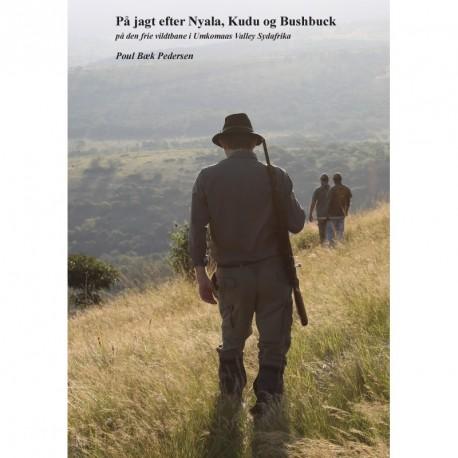 På jagt efter Nyala, Kudu og Bushbuck: på den frie vildtbane i Umkomaas Valley Sydafrika