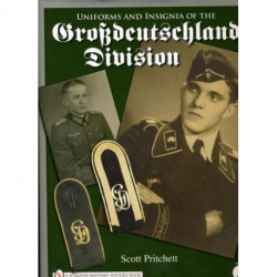 Uniforms and Insignia of the Grsdeutschland Division: Vol 2