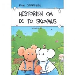 Historien om de to skovmus Oswald og Henry: historier fortalt for børn
