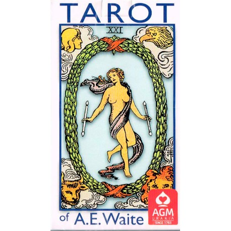 Tarotkort - Tarot of A.E. Waite