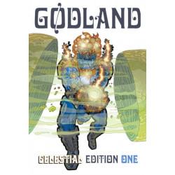 Godland Celestial Edition Book 1