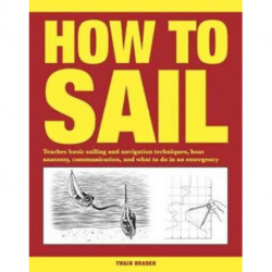 How to Sail: Teaches basic sailing and navigation techniques, boat anatomy, communication, and what to do in an emergency
