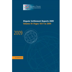 Dispute Settlement Reports 2009: Volume 4, Pages 1617-2094