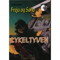 Freja og Sofia - cykeltyven