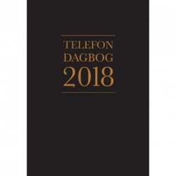 Telefondagbog 2018