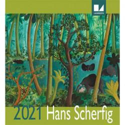 Hans Scherfig kalender 2021