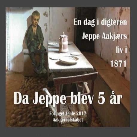 Da Jeppe blev 5 år