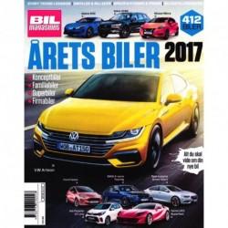 Årets biler: alverdens biler samlet ét sted (Årgang 2017)