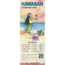 HAWAIIAN a Language Map (R)