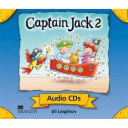 Captain Jack Level 2 Class Audio CD