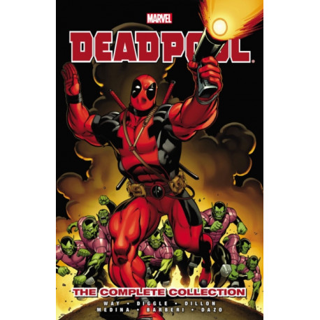 Deadpool By Daniel Way: The Complete Collection Volume 1