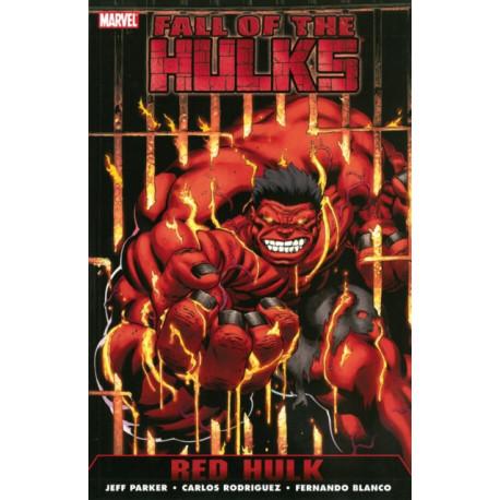 Hulk: Fall Of The Hulks - Red Hulk
