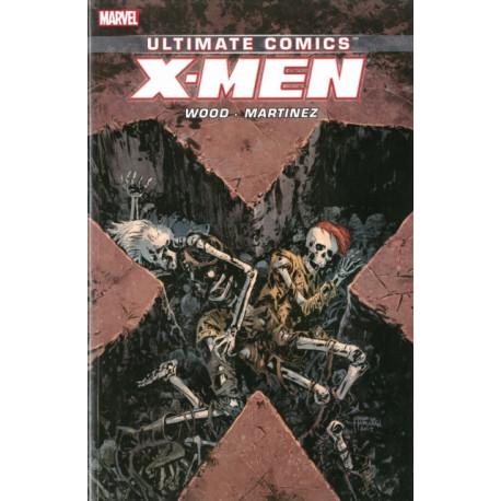 Ultimate Comics X-men By Brian Wood Volume 3