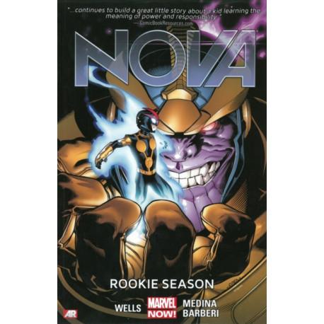 Nova Volume 2: Rookie Season (marvel Now)