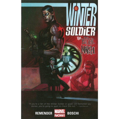 Winter Soldier: The Bitter March