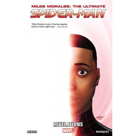 Miles Morales: Ultimate Spider-man Volume 2 - Revelations