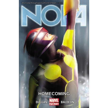 Nova Volume 6: Homecoming